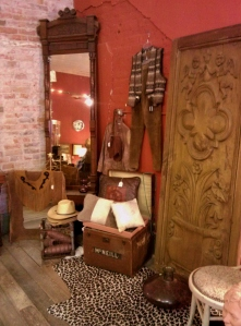 Texana collectibles at Texana Lane