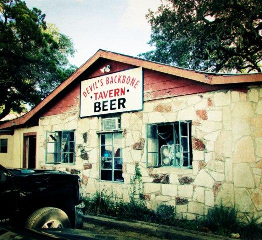 Devil's Backbone Tavern, 4041 FM 32, Fischer, TX Image by Cami Perriraz