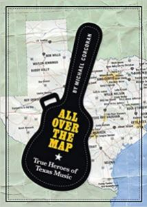 All Over the Map by Michael Corcoran