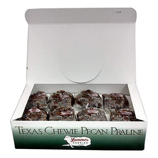 Lammes Texas Chewie Pecan Pralines