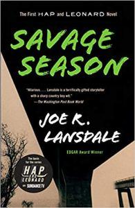 Savage Season Cover Art
