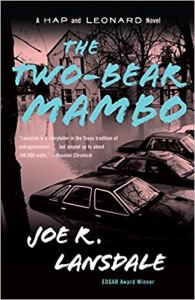 Cover art for Two Bear Mambo by Joe R. Lansdale