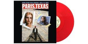 Paris, Texas: Original Motion Picture Soundtrack Red Vinyl