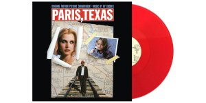 Paris, Texas: Original Motion Picture Soundtrack Red Vinyl