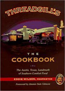Cover art for Threadgill's the Cookbook