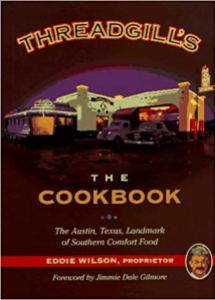 Cover art for Threadgill's the Cookbook